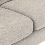 Witney 2 Seater Sofa in Linen with Beige Scatters - Thumbnail 6