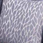 Witney 2 Seater Sofa in Storm with Blue Scatters - Thumbnail 7