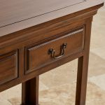 Cranbrook Solid Hardwood Console Table - Thumbnail 4