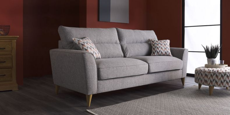 4 Seater Sofas   Large Sofas   Four Seater Sofa   Oak Furnitureland
