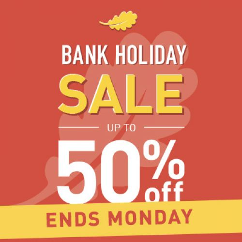 Bank Holiday Furniture Sale