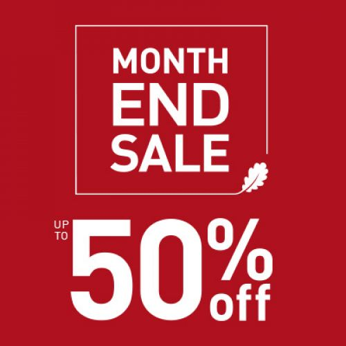 Month End Sale