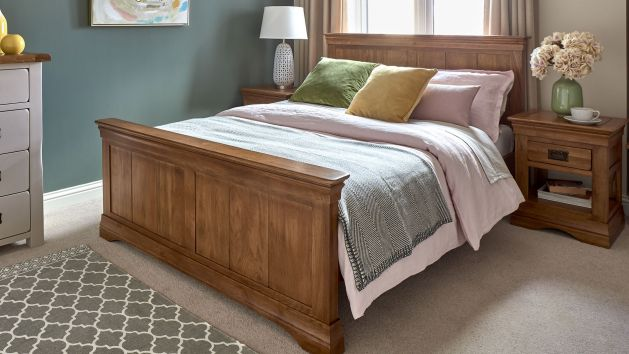 Super King Size Beds Large Beds Luxury Beds Oak