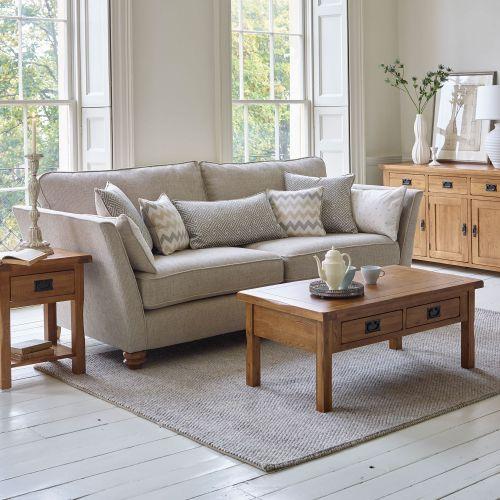 Living Room Furniture Solid Oak Living Room Sets Oak Furniture Land