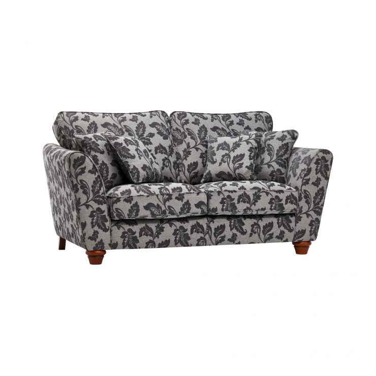 Ashdown 2 Seater Sofa in Hampton Charcoal - Image 5