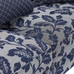 Ashdown 4 Seater Sofa in Hampton Navy - Thumbnail 6