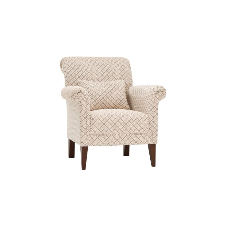 Ashdown Accent Chair in Hampton Natural