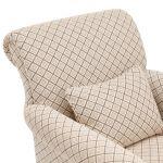 Ashdown Accent Chair in Hampton Natural - Thumbnail 5