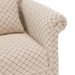 Ashdown Accent Chair in Hampton Natural - Thumbnail 7