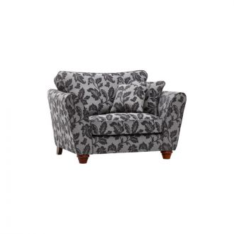 Ashdown Loveseat in Hampton Charcoal