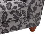 Ashdown Loveseat in Hampton Charcoal - Thumbnail 7