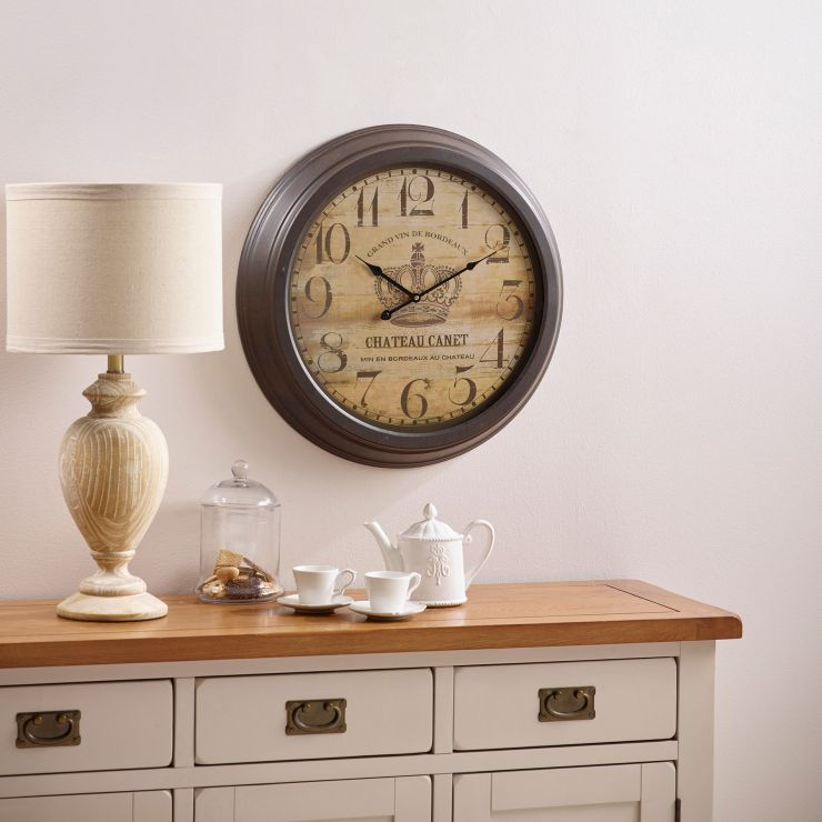Canet Wall Clock - Image 2