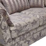 Chartwell 2 Seater Sofa in Grey - Thumbnail 4