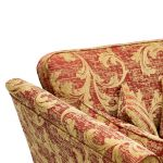 Chartwell Loveseat in Rust - Thumbnail 5