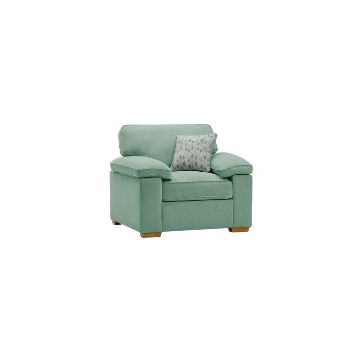 Chelsea Armchair in Cosmo Jade