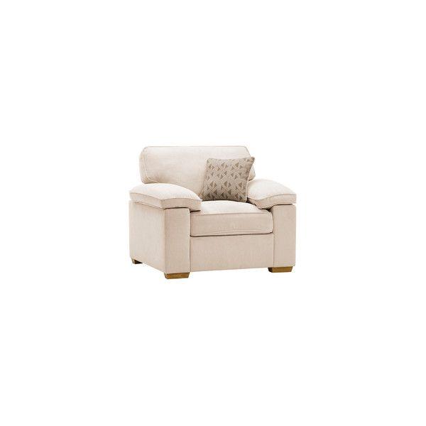 Chelsea Armchair in Cosmo Linen