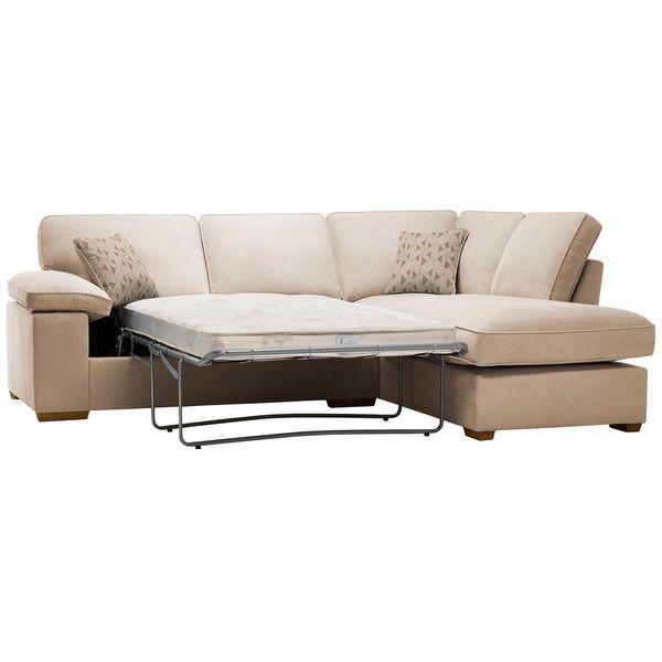 Chelsea Left Hand Corner Sofa Bed in Cosmo Linen