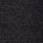 Chloe 2 Seater Standard Sofa Bed in Logan Fabric - Black - Thumbnail 4