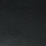 Clayton Armchair in Black Leather - Thumbnail 2
