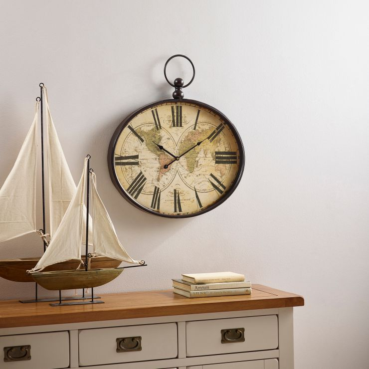 Columbus Wall Clock - Image 2