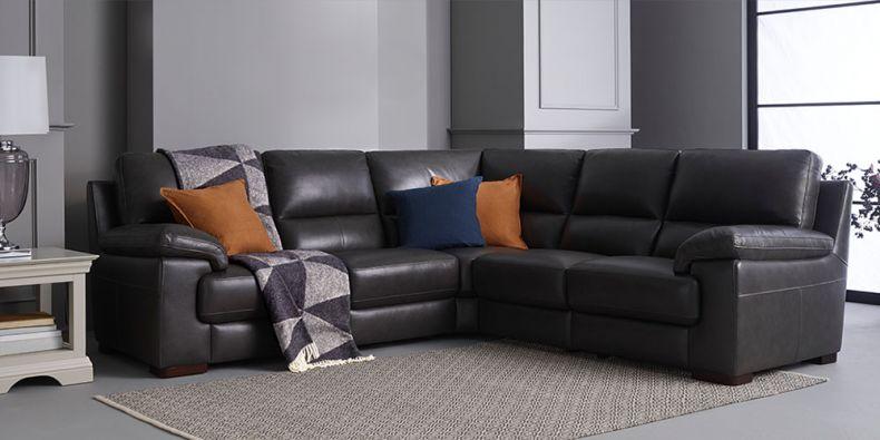 Corner Sofas | L Shaped Sofas | Chaise Sofas | Oak Furnitureland