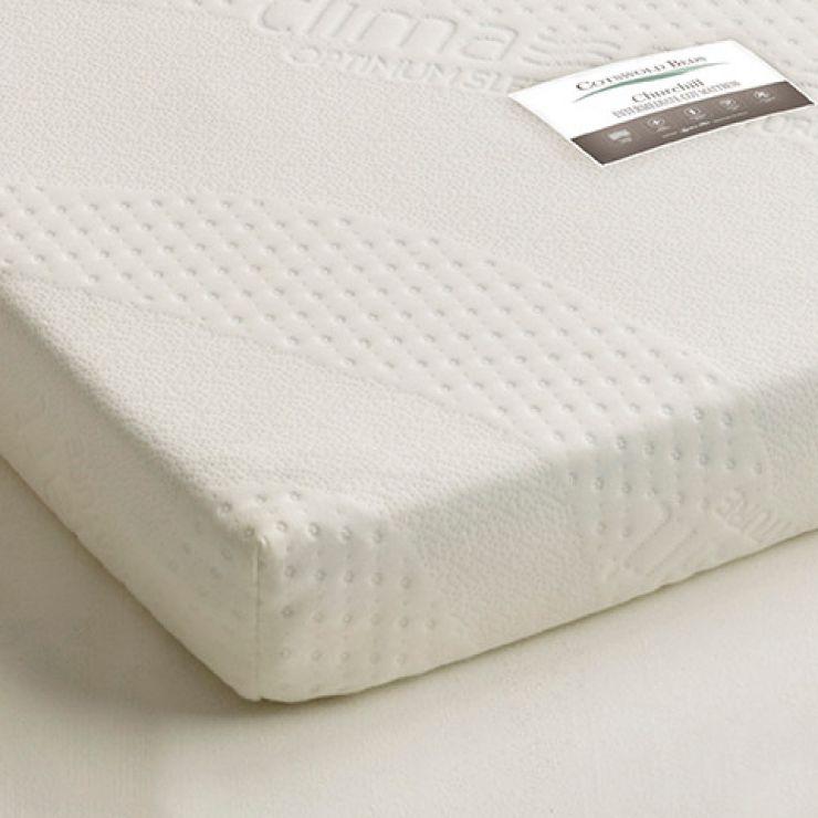 Cotswold Beds: Churchill Intermediate Cot Mattress - Image 1