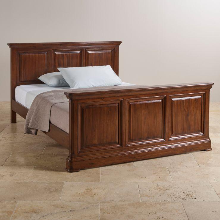 Cranbrook Solid Hardwood 5ft King-Size Bed - Image 4