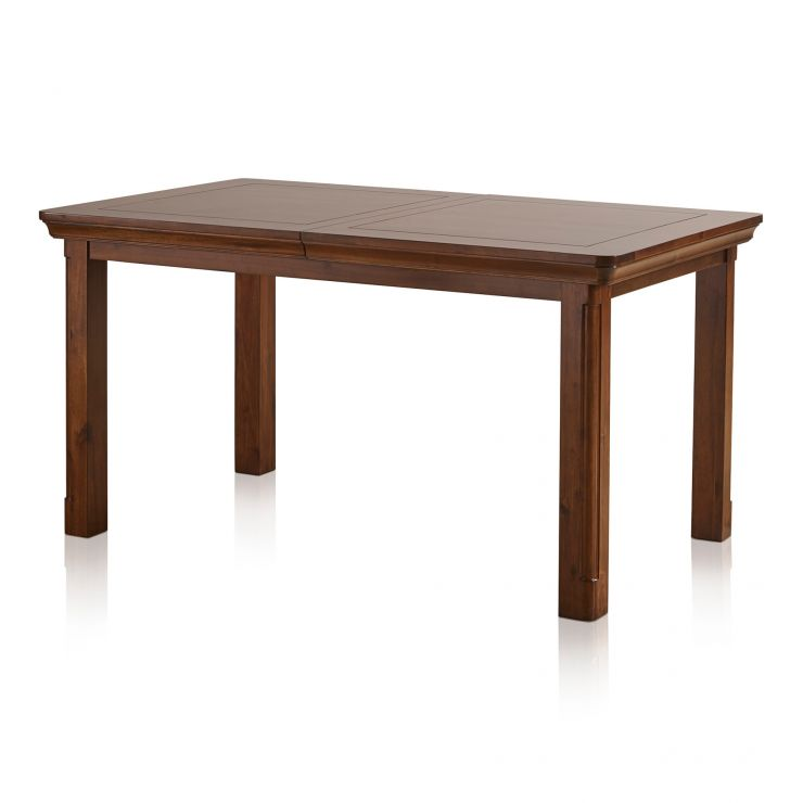 Cranbrook Solid Hardwood 5ft x 3ft Extending Dining Table - Image 10