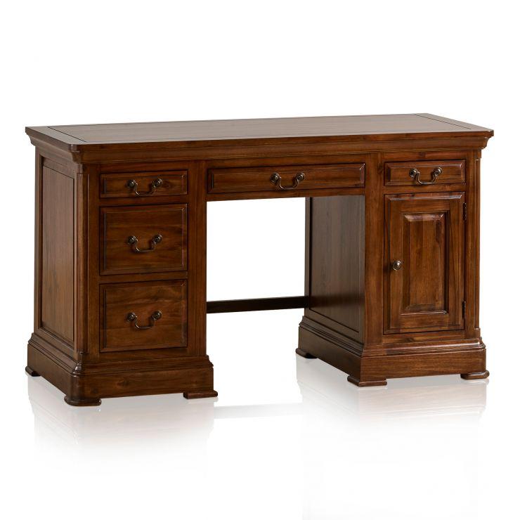 Cranbrook Solid Hardwood Computer Desk - Image 12