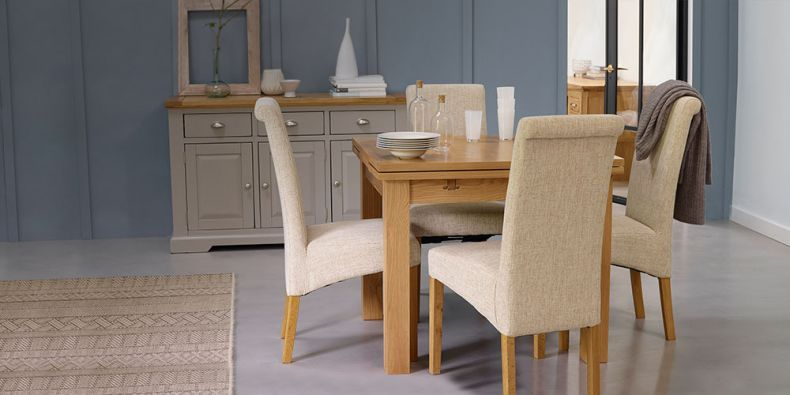 pretty nice 9c794 abe36 Dining Table and 4 Chairs | Square Table and Chairs ...