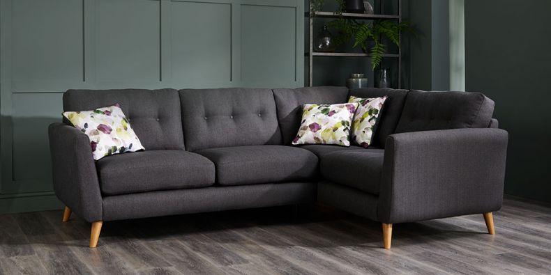 Miraculous Fabric Sofas Velvet Sofas Oak Furnitureland Ocoug Best Dining Table And Chair Ideas Images Ocougorg