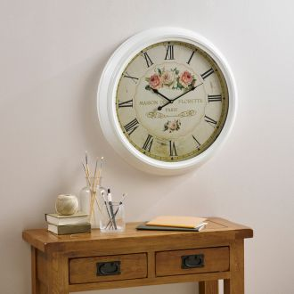 Florette Wall Clock