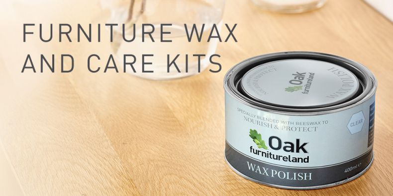 Furniture Wax and Care Kits