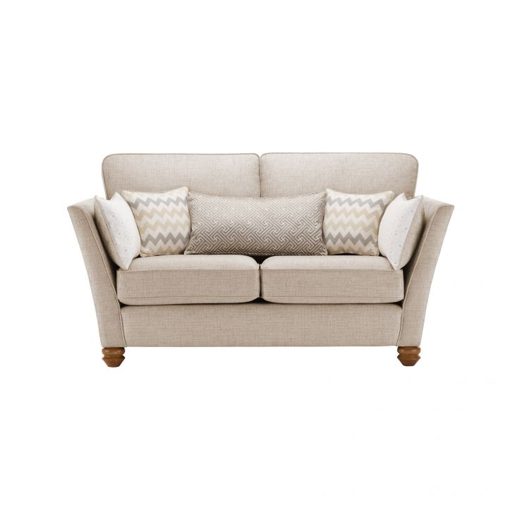 Gainsborough 2 Seater Sofa in Beige with Beige Scatters - Image 1