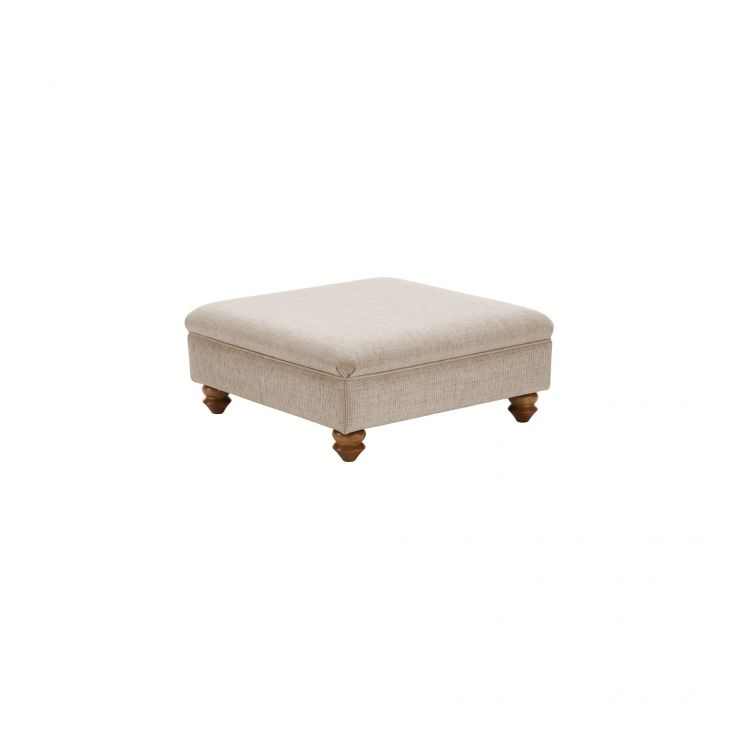 Gainsborough Footstool in Beige - Image 2