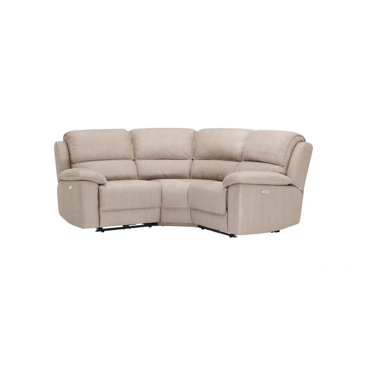 Goodwood Electric Reclining Modular Group 1 in Silver - Image 8