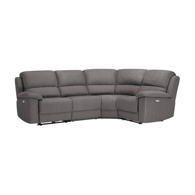 Goodwood Electric Reclining Modular Group 2 in Charcoal - Image 1