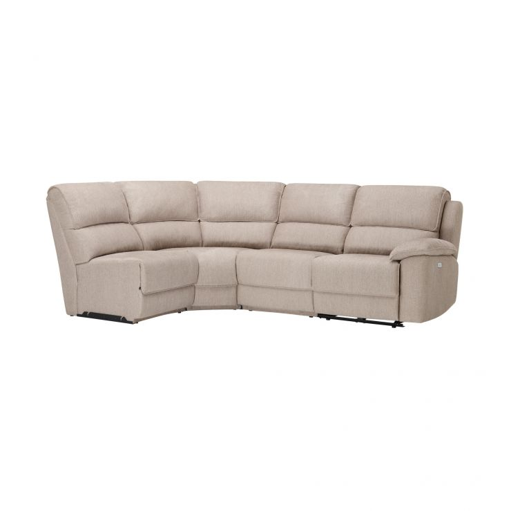 Goodwood Electric Reclining Modular Group 5 in Silver - Image 1
