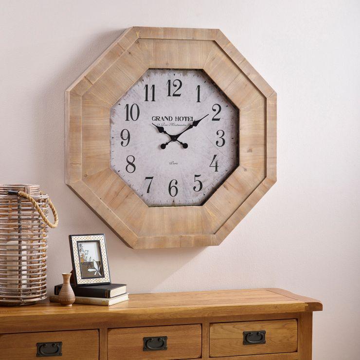 Grand Hotel Wall Clock - Image 2