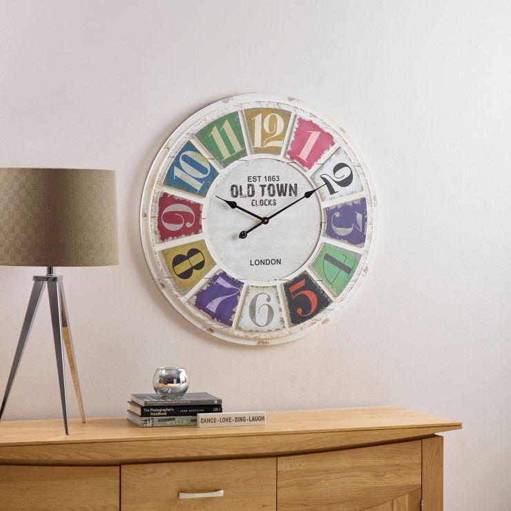 Havana Wall Clock - Image 2