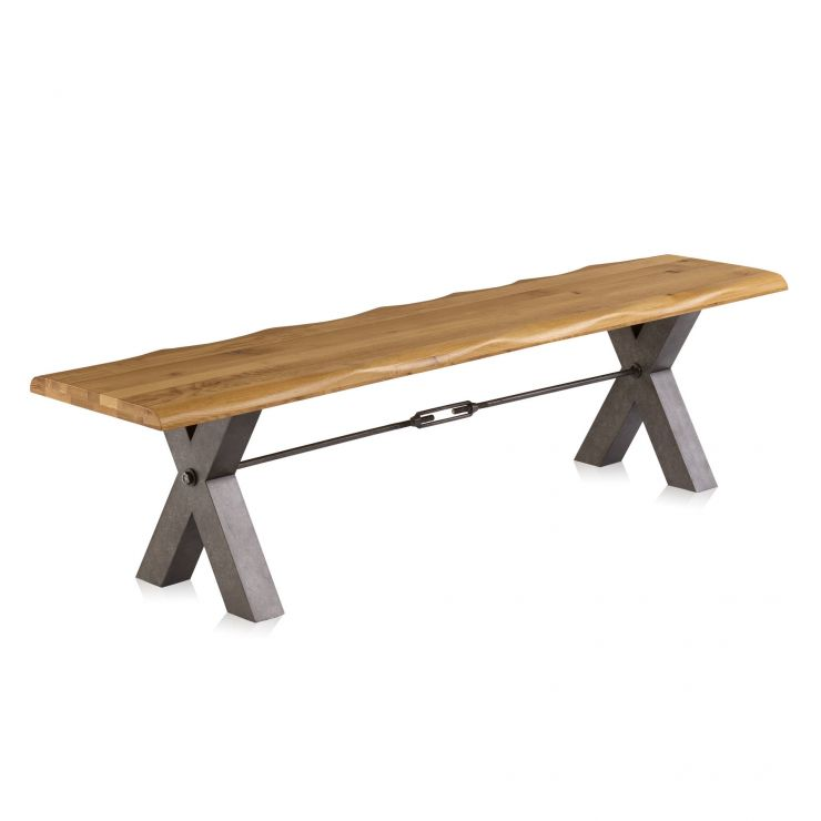 Brooklyn Living Edge 6ft Bench - Image 5
