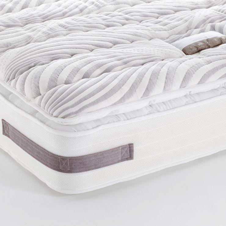 Malmesbury Pillow-top 3000 Pocket Spring Double Mattress - Image 4