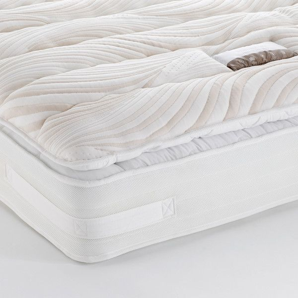 Malmesbury Pillow-top 4000 Pocket Spring Super King-size Mattress