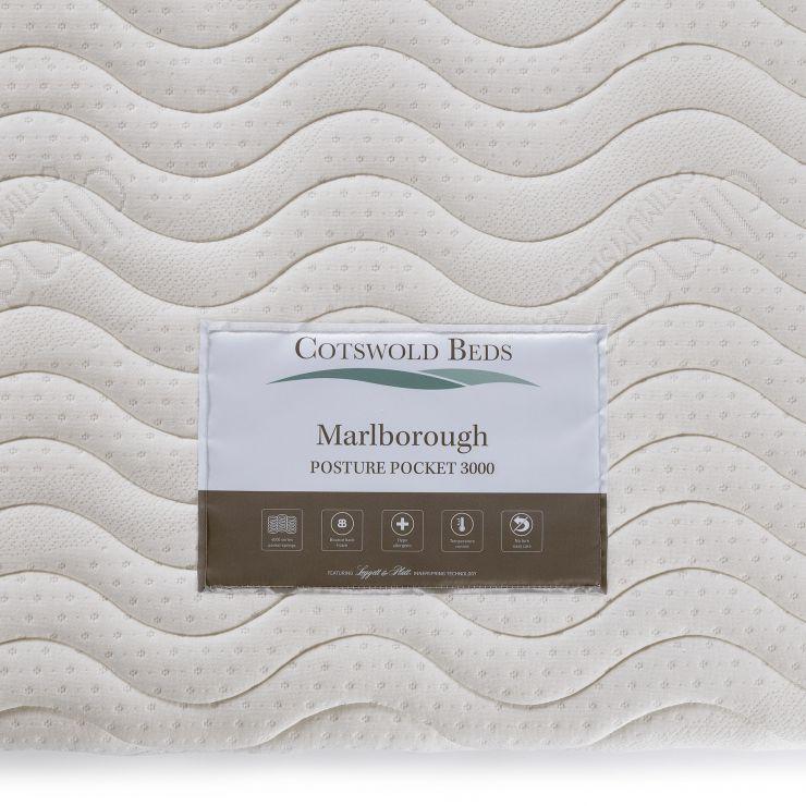 Marlborough Posture Pocket 3000 Pocket Spring Single Mattress - Image 2