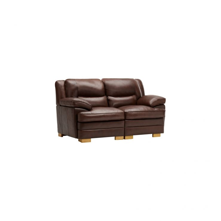 Modena Modular Group 8 in 2 Tone Brown Leather - Image 9