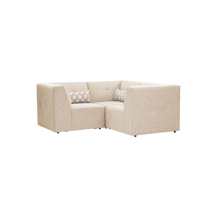 Monterrey Modular Group 1 in Bennett Fabric - Beige - Image 4