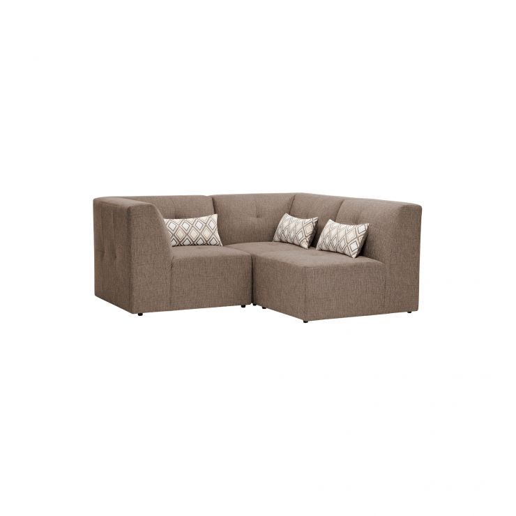 Monterrey Modular Group 6 in Bennett Fabric - Mink - Image 5