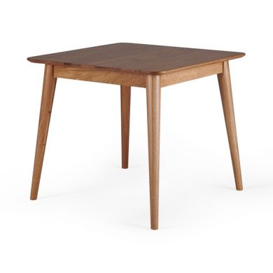 Oscar Natural Solid Oak 4 Seater Dining Table