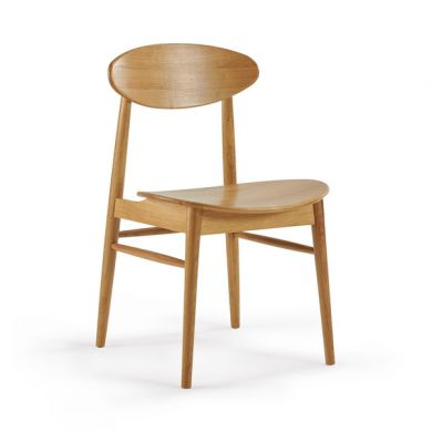 Oscar Natural Solid Oak Dining Chair