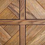 Parquet Brushed and Glazed Oak 3+4 Chest of Drawers - Thumbnail 5
